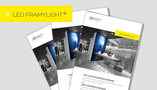 SOMMER GmbH - LED SlimPanel / FlatPanel